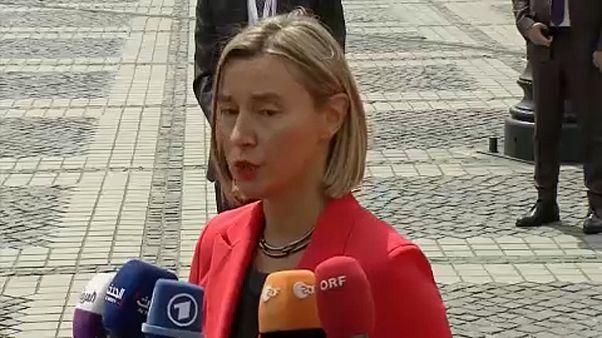 La UE sigue firmemente comprometida con el acuerdo nuclear