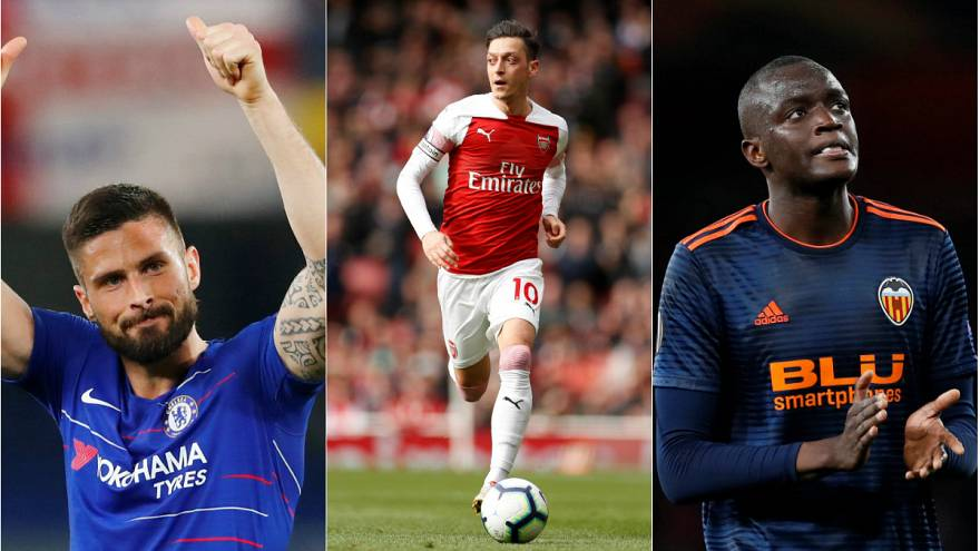 UEFA Avrupa Kupası'nda finalistler belli oluyor