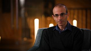 A.I. is as threatening as climate change and nuclear war, says historian Yuval Noah Harari