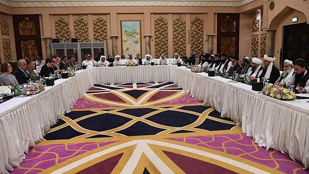 طالبان از برخی پیشرفتها در دور ششم مذاکرات صلح با آمریکا خبر داد
