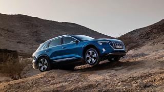 Review: The Audi e-tron SUV stacks up against its rivals