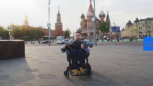 """Как человек в инвалидном кресле стал """"Сталингулагом"""""""