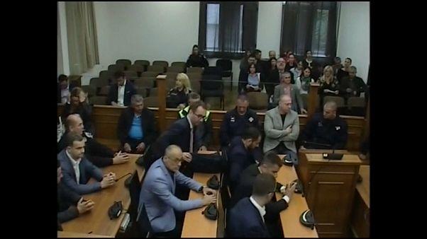 الجبل الأسود: إدانة 14 شخصاً بتهم تتعلق بمحاولة الإطاحة بالحكم لصالح روسيا