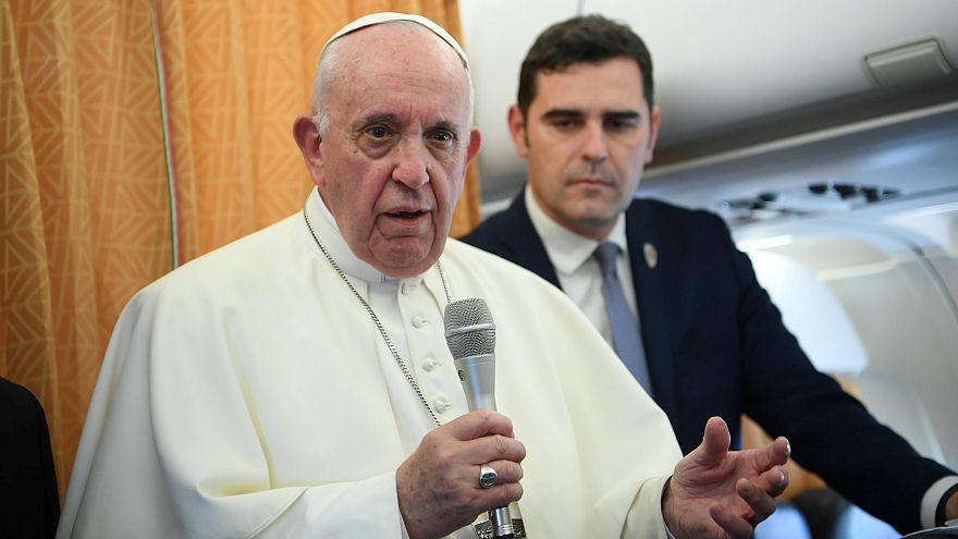 Πάπας Φραγκίσκος: Αυστηρή νομοθεσία κατά των σεξουαλικών εγκλημάτων