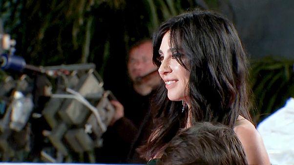 Regisseurin und Schauspielerin Nadine Labaki