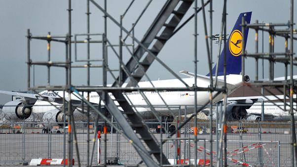 Wer steckt hinter der 1,5 Meter Drohne am Flughafen Frankfurt?