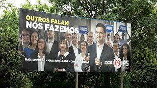 Los jóvenes portugueses pasan de las elecciones europeas