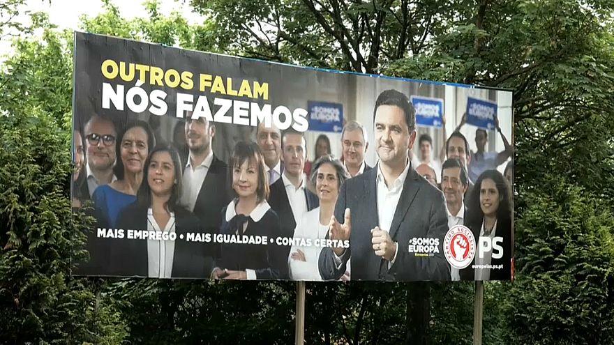 Χαμηλό ενδιαφέρον των Πορτογάλων για τις ευρωεκλογές