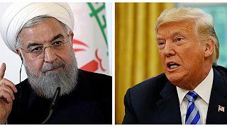 Trump'tan İran'a: ABD için bir tehditsiniz ama arayın görüşelim, adil bir nükleer anlaşma yapalım