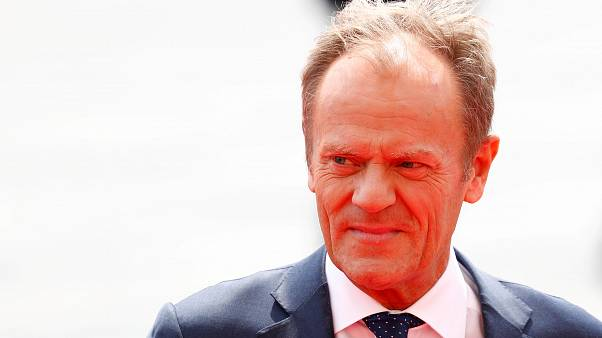 Tusk sets date for meeting over EU's top jobs, highlighting divide between the bloc's leaders