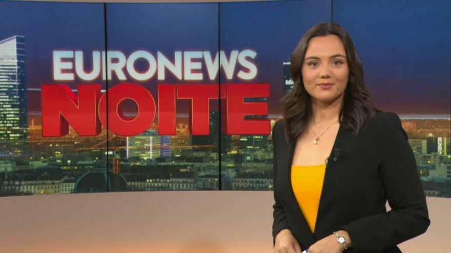 Euronews Noite   As notícias do mundo de 9 de maio de 2019