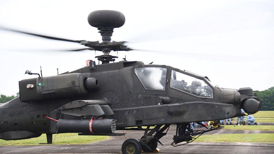 البنتاغون: وزارة الخارجية وافقت على صفقة طائرات أباتشي محتملة لقطر