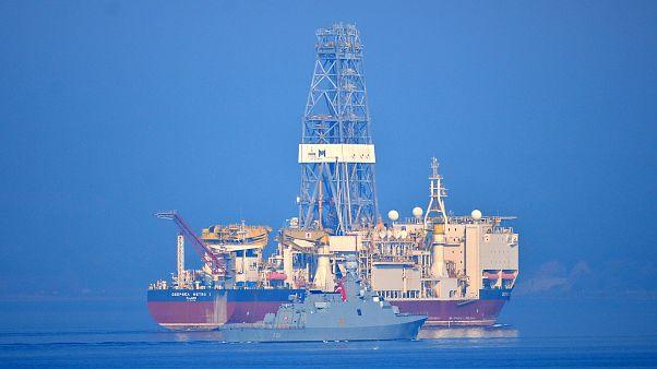 Türkiye'nin ikinci sondaj gemisi