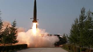 Pyongyang realiza novo teste de mísseis