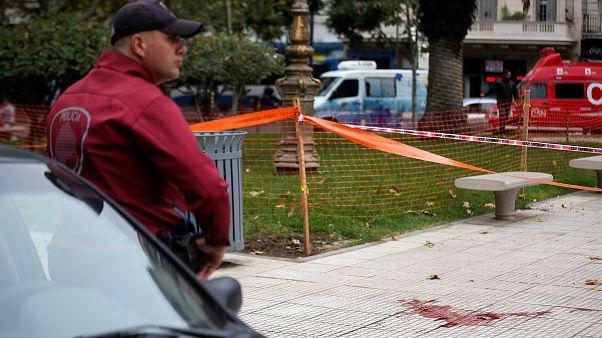 """Буэнос-Айрес: нападение """"в мафиозном стиле"""""""