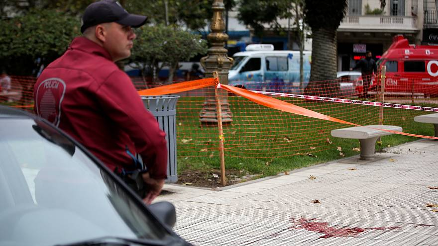 Deputado argentino e assessor baleados na capital
