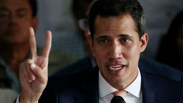 گوایدو به مداخله نظامی آمریکا در ونزوئلا چراغ سبز نشان داد
