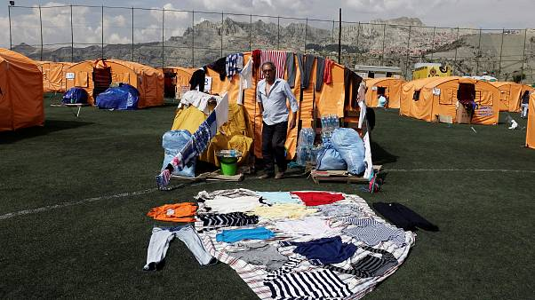Боливия: последствия оползня