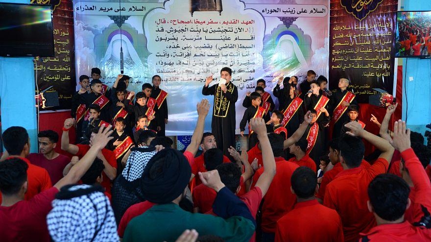 Irak'taki Şii gençler arasında 'İslami rap' müziğe olan ilgili artıyor