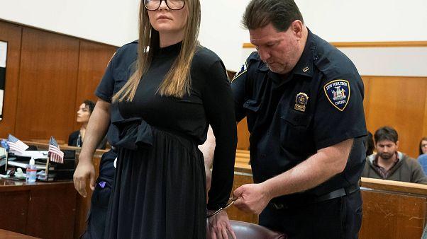 Deutsche Hochstaplerin in New York muss ins Gefängnis