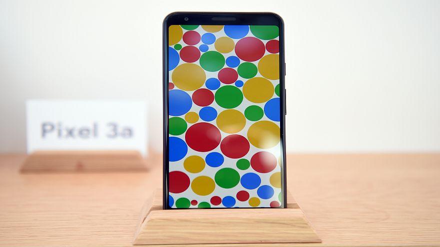 هاتف غوغل بيكسل 3 أ