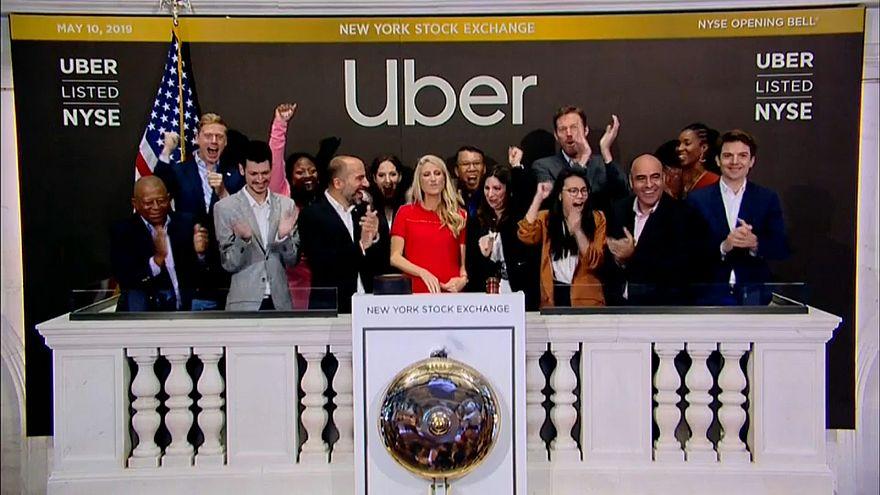Uber sbarca a Wall Street