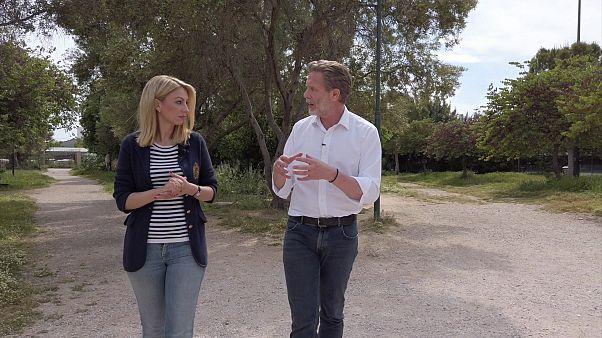 Ο Παύλος Γερουλάνος στο Euronews