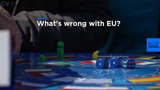 Low turnout at the European Elections: what's wrong with EU?