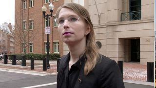 Chelsea Manning im März