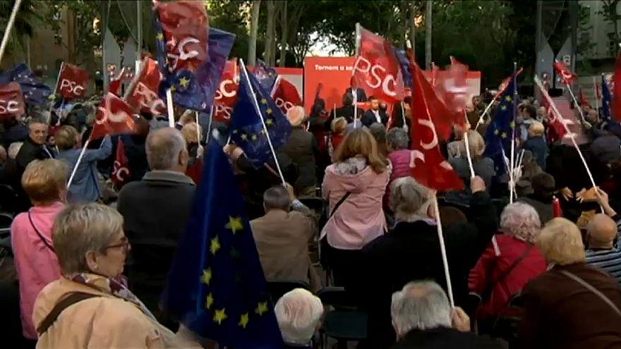 Arranca la campaña de las elecciones europeas en España