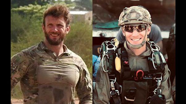 Les deux soldats français tués dans le nord du Burkina