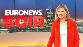 Euronews soir : l'actualité du 10 mai