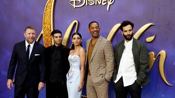 """""""Aladdin""""-Neuauflage mit Will Smith kommt in die Kinos"""