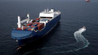 سفينة سعودية غادرت ميناء فرنسيا دون شحنة أسلحة وفي طريقها لإسبانيا
