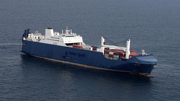 Yemen krizi: Fransa, Suudi Arabistan bandıralı kargo gemisinin silah yüklemesine izin vermedi