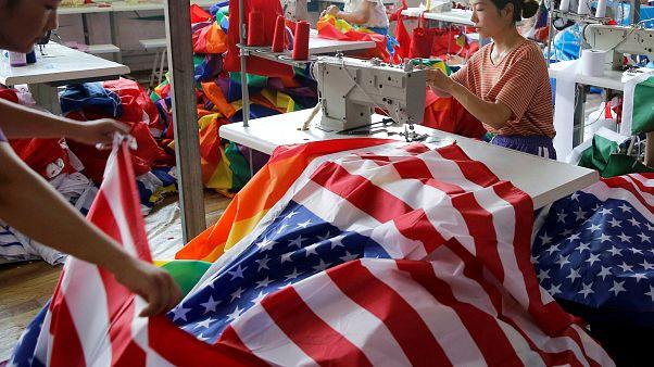 Συνεχίζονται οι σινοαμερικανικές εμπορικές «εχθροπραξίες»