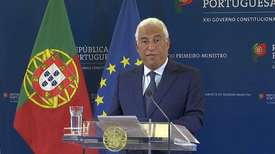 """António Costa fala em """"vitória da responsabilidade"""""""