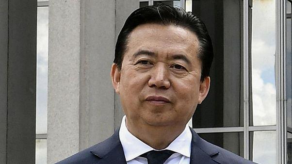چین علیه رئیس سابق اینترپل به اتهام سوءاستفاده از قدرت و گرفتن رشوه اعلام جرم کرد