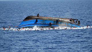 مقتل 70 مهاجراً غرقاً  قبالة السواحل التونسية