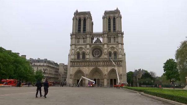 A Notre-Dame felújításáról vitáztak a francia parlamentben
