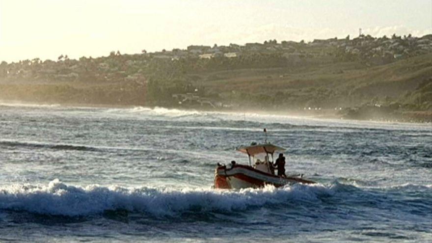 شاطئ الجزيرة الذي وقع فيه الهجوم القاتل