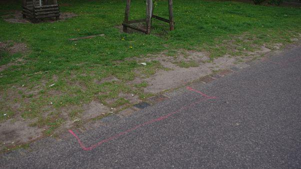Berlino, rettangoli rosa destinati allo spaccio.. per risolvere il problema dello spaccio