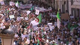 Nuevo viernes de protestas contra el régimen en Argelia
