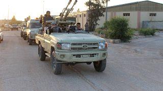 عودة إمدادات المياه إلى طرابلس المحاصرة