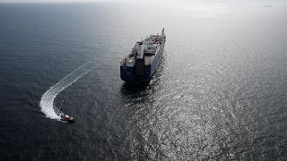Le cargo saoudien n'a pas chargé d'armes françaises au port du Havre