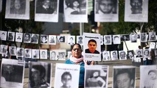 Mütter fordern Gewissheit über vermisste Verwandte
