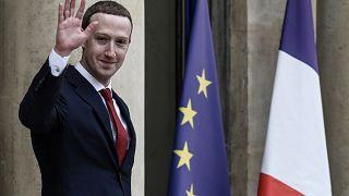 مارك زوكربرغ، مؤسس ومالك موقع فيسبوك