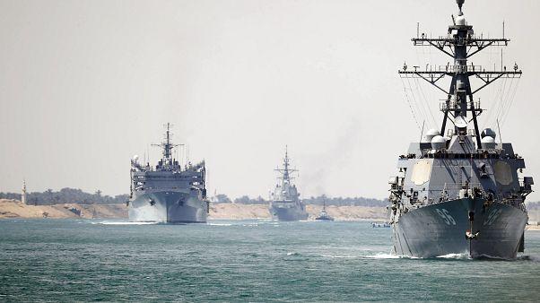 آمریکا سامانه دفاع موشکی پاتریوت و دومین ناو جنگی را به خلیج فارس فرستاد
