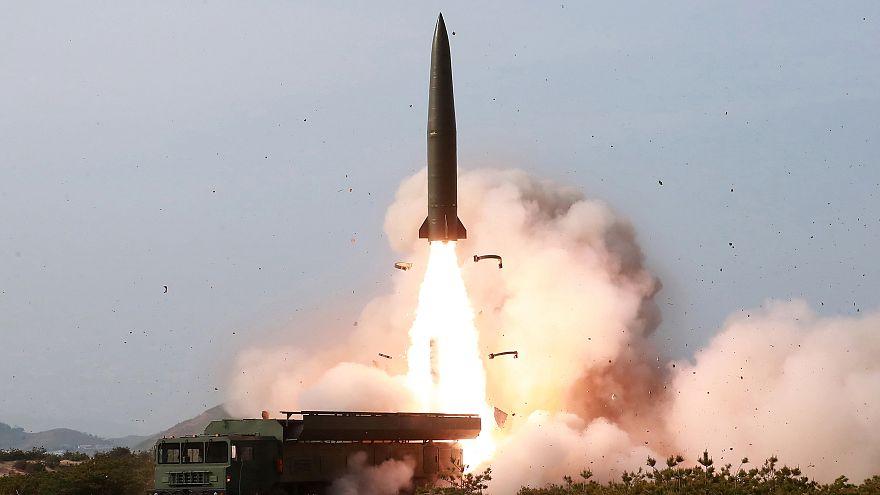 """ترامب: تجارب كوريا الشمالية الصاروخية """"أشياء عادية جدا"""""""