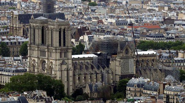 Un mois après l'incendie de Notre-Dame de Paris, l'enquête au point mort
